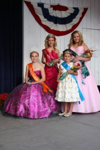 2013 Pageant Winners