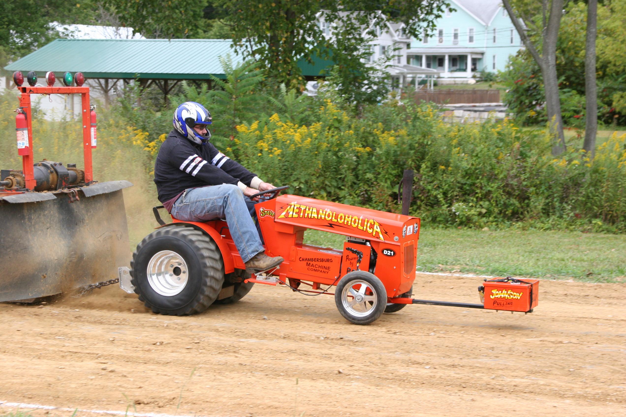 Garden Tractor Pulls