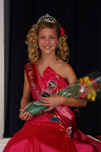2013 McClure Bean Soup Festival & Fair Princess Jaylynn Blair