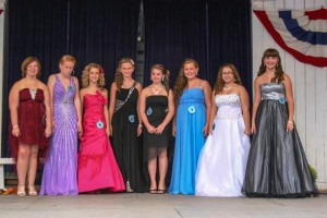 Princesses Contestants