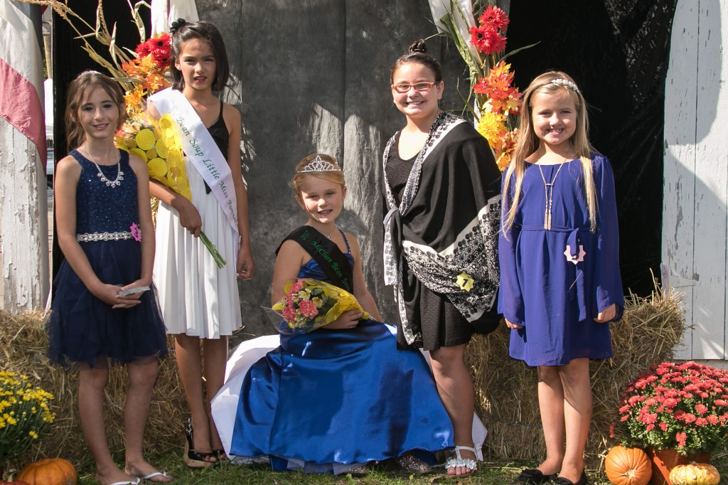 LittleMiss Contestants