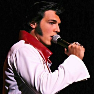 Elvis Tribute Artist-Jeff Krick Jr.