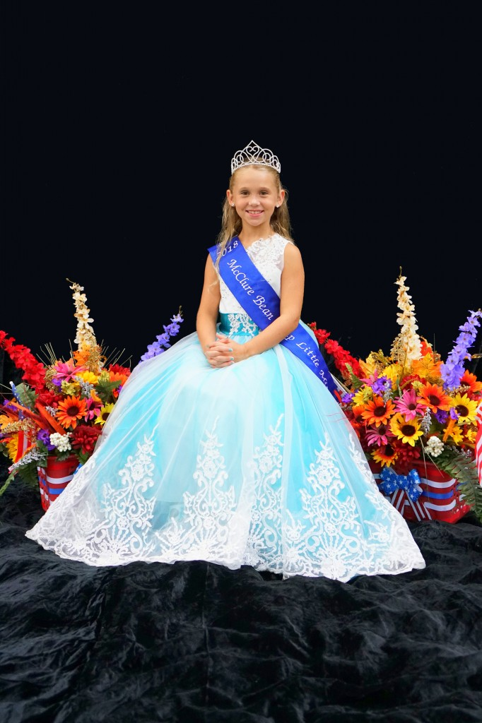 2018 Little Miss Alaina Brower